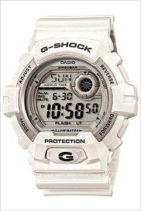 [送料無料]カシオ腕時計[CASIO時計](CASIO腕時計カシオ時計)ジーショック(G-SHOCK)メンズ腕時計/ブラック/CASIO-G-8900A-7JF[デジタル/液晶/防水/ホワイト/グレー]