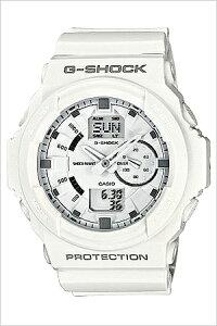 [送料無料]カシオ腕時計[CASIO時計](CASIO腕時計カシオ時計)ジーショック(G-SHOCK)メンズ腕時計/ホワイト/CASIO-GA-150-7AJF[アナデジ/デジタル/液晶/防水/オールホワイト/グレー]
