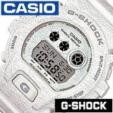 【正規品】【5年延長保証】 G-SHOCK ジーショック メンズ 男性 カシオ 腕時計 [ casio ] Gショック 時計 ( GD-X6900HT-7JF ) ホワイト [ デジタル 液晶 防水 オール ホワイト シルバー グレー ヘザード 柄 ]