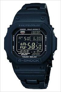 [送料無料]カシオ腕時計[CASIO時計](CASIO腕時計カシオ時計)ジーショック(G-SHOCK)メンズ腕時計/ブラック/CASIO-GW-M5610BC-1JF[デジタル/タフソーラー/電波時計/液晶/防水/オールブラック/グレー]