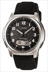[送料無料]カシオ腕時計[CASIO時計](CASIO腕時計カシオ時計)ウェーブセプター(waveceptor)メンズ腕時計/ブラック/CASIO-WVA-M630B-1AJF[アナデジ/デジタル/タフソーラー/電波時計/液晶/防水/シルバー/グレー]