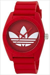 アディダスオリジナルス腕時計[adidasoriginals時計](adidasoriginals腕時計アディダスオリジナルス時計)サンティアゴ(SANTIAGO)メンズ/レディース/ホワイト/ADH6168[シリコンベルト/スポーツウォッチ/人気/おしゃれ/かわいい/ブランド/レッド/シンプル]