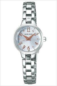 [送料無料]ミッシェルクラン腕時計[MICHELKLEIN時計](MICHELKLEIN腕時計ミッシェルクラン時計)ファム(FEMME)レディース腕時計/シルバー/AJCK080[アナログ/防水/SEIKO/ピンクゴールド/1N01/クリスタル/ストーン/キュート]
