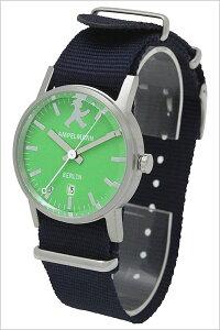 [送料無料]アンペルマン腕時計[AMPELMANN時計](AMPELMANN腕時計アンペルマン時計)メンズレディースユニセックス/男女兼用男の子女の子キッズ子供用腕時計/グリーン/ARI-4976-12[アナログ/NATOベルト/防水/シルバー/ブルー/ネイビー/GO]