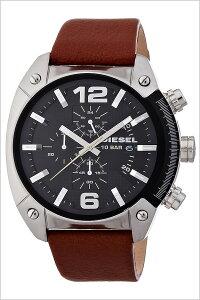 [送料無料]ディーゼル腕時計[DIESEL時計](DIESEL腕時計ディーゼル時計)オーバーフロー(OVERFLOW)メンズ腕時計/ブラック/DZ4296[人気/ブランド/おしゃれ/ビジネス/カジュアル/新作/プレゼント/ギフト/防水]