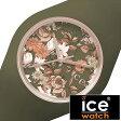 【5年延長保証】 アイスウォッチ 腕時計 ICEWATCH 時計 ICE WATCH 腕時計 アイス ウォッチ 時計 アイスフラワー/アイス フラワー[ ICE FLOWER ] ボタニック/メンズ/レディース/グリーン ICEFLBOTUS[アイスコレクション/防水/花柄/人気]