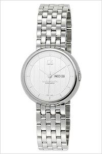 [送料無料]カルバンクライン腕時計[CalvinKlein時計](CalvinKlein腕時計カルバンクライン時計)プレステージオートリミテッドエディション(Prestigious)メンズ/レディース/シルバー/K1423520[機械式/自動巻/シルバー/限定モデル/ck/シーケー]