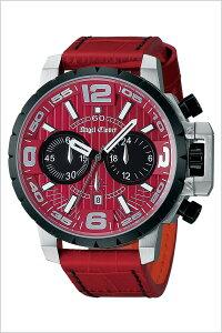 [送料無料]エンジェルクローバー腕時計[AngelClover時計](AngelClover腕時計エンジェルクローバー時計)タイムクラフト(TIMECRAFT)メンズ腕時計/レッド/NTC48SRE-RE[アナログ/クロノグラフ/防水/レッドコレクション/シルバー/ブラック]
