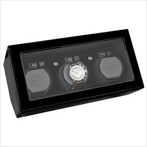 [送料無料]自動巻き上げ機[自動巻き機]ワインディングマシーン腕時計/時計ワインディングマシン/ウォッチワインダー[ワインダー]時計ケース腕時計ケース/メンズ/レディース[3本巻き/3本/3連/機械式/自動巻き/機械式時計/ボクシー/BOXY/ボクシーデザイン]