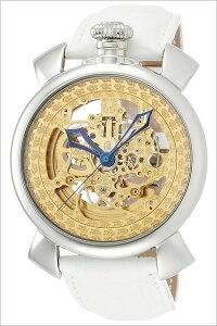 [送料無料]ブルッキアーナ腕時計[BROOKIANA時計](BROOKIANA腕時計ブルッキアーナ時計)メンズ/レディース/ユニセックス/男女兼用腕時計/ゴールド/BA4102-GPWH[革ベルト/機械式/自動巻/メカニカル/正規品/ブルッキーアーナ/ブランド/シルバー]