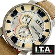 【5年延長保証】 アイティーエー 腕時計 I.T.A. 腕時計 アイティーエー 時計 I.T.A. 時計 [ ITA ] ITA腕時計 ITA時計 カサノバ クラシック CASANOVA CLASSIC メンズ シルバー ITA-00-12-03S [ 革 ベルト 機械式 自動巻 メカニカル 正規品 ブランド クリーム ブラウン ]