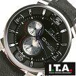 【5年延長保証】 アイティーエー 腕時計 I.T.A. 腕時計 アイティーエー 時計 I.T.A. 時計 [ ITA ] ITA腕時計 ITA時計 カサノバ クラシック CASANOVA CLASSIC メンズ シルバー ITA-00-12-04 [ 革 ベルト 機械式 自動巻 メカニカル 正規品 ブランド クリーム ブラック ]