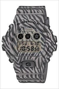 [送料無料]カシオ腕時計[CASIO時計](CASIO腕時計カシオ時計)Gショックゼブラカモフラージュシリーズ(GSHOCKZEBRA)腕時計/グレー(ゼブラカモフラージュ)/CASIOW-DW-6900ZB-8[人気/ブランド/防水/グレー/デジタル/ジーショック/G-SHOCK]
