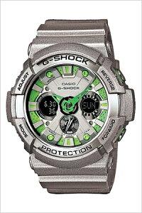 [送料無料]カシオ腕時計[CASIO時計](CASIO腕時計カシオ時計)Gショックメタリックカラーズ(GSHOCKMetallicColorsANA-DIGI)メンズ/腕時計/シルバー/CASIOW-GA-200SH-8A[人気/ブランド/防水/シルバー/アナデジ/ジーショック/G-SHOCK]