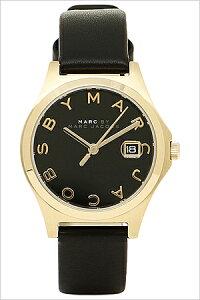 [送料無料]マークバイマークジェイコブス腕時計[MARCBYMARCJACOBS時計](MARCBYMARCJACOBS腕時計マークバイマークジェイコブス時計)スリム(THESLIM)レディース/腕時計/ブラック/MBM1374[人気/新作/ブランド/防水/革ベルト/レザー/ブラック/ゴールド]