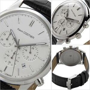 [送料無料]ジャックルマン腕時計[JACQUESLEMANS時計](JACQUESLEMANS腕時計ジャックルマン時計)ケビンコスナーコレクションシグネチャー腕時計/ホワイト/JALKC-103A[正規品/人気/新作/ブランド/防水/革ベルト/レザー/ブラック/シンプル/北欧]