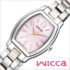 [����̵��]���������ӻ���[CITIZEN����](CITIZEN�ӻ��ץ����������)�����å�(Wicca)��ǥ������ӻ���/�ԥ�/KH8-730-93[�᥿��٥��/������/�����顼�ƥå�/�ԥ󥯥������/�?���������/����С�]