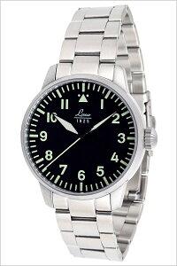 [送料無料]ラコ腕時計[Laco時計](Laco腕時計ラコ時計)ロム(ROM)メンズ腕時計/ブラック/LACO-861895[メタルベルト/機械式/メカニカル/自動巻/正規品/防水/グレー/シルバー]