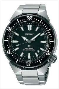 [送料無料]セイコー腕時計[SEIKO時計](SEIKO腕時計セイコー時計)プロスペックス(PROSPEX)メンズ腕時計/ブラック/SBDC039[機械式/メカニカル/自動巻/メタルベルト/正規品/防水/ダイバー/トランスオーシャン]