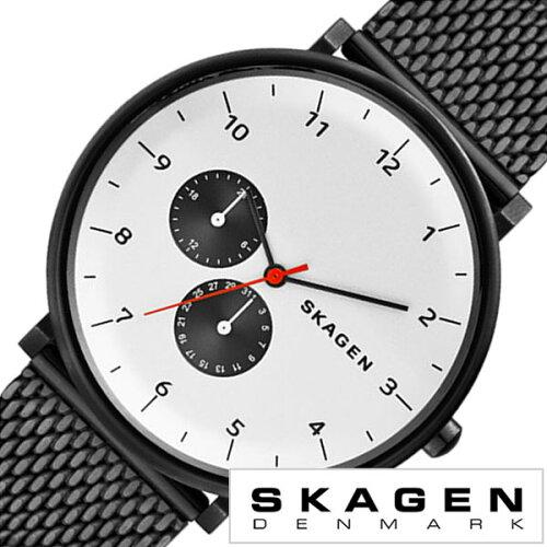 スカーゲン 腕時計 [ SKAGEN 時計 ] ホルスト [ HOLST ] メンズ レディース ホワイト SKW6188 [ 人...