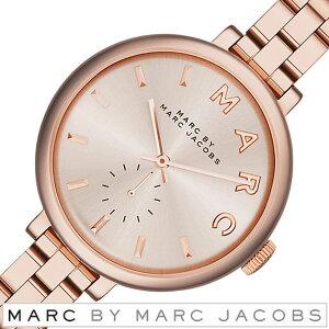 [送料無料]マークバイマークジェイコブス腕時計[MARCBYMARCJACOBS時計](MARCBYMARCJACOBS腕時計マークバイマークジェイコブス時計)サリー(Sally)レディース/腕時計/ピンクゴールド/MBM3364[人気/新作/流行/ブランド/防水/メタルベルト/シンプル]