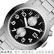 マークバイマークジェイコブス 時計 メンズ 男性 [ MARC BY MARC JACOBS ] 腕時計 マークジェイコブス 時計 ラリー Larry ブラック MBM5050 [人気/ブランド/防水/メタル ベルト/シンプル/シルバー]