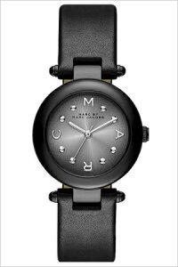 [送料無料]マークバイマークジェイコブス腕時計[MARCBYMARCJACOBS時計](MARCBYMARCJACOBS腕時計マークバイマークジェイコブス時計)ドッティ(Dotty)レディース/腕時計/グレー/MJ1415[人気/新作/流行/ブランド/防水/革ベルト/レザー/ブラック]