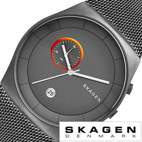 スカーゲン 腕時計 [ SKAGEN 時計 ] ヘブン [ Havene ] メンズ レディース グレー SKW6186 [ 人気 ...