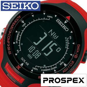 [送料無料]セイコー腕時計[SEIKO時計](SEIKO腕時計セイコー時計)プロスペックスアルピニスト(PROSPEXALPINIST)メンズ/レディース/ユニセックス/男女兼用/ブラック/SBEL007[機械式/メカニカル/自動巻/クロノグラフ/正規品/防水/ソーラー/三浦スペシャル]