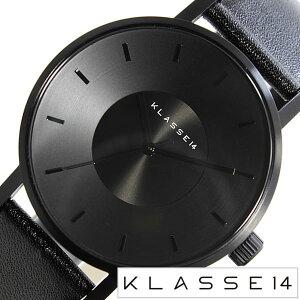 [送料無料]クラス腕時計[KLASSE14時計](KLASSE14腕時計クラス時計)ヴォラーレ(VOLAREMARIONOBILE)メンズ腕時計/ブラック/VO14BK002M[革ベルト/防水/クラッセ/ボラーレ/マリオ/オールブラック]