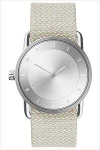 [送料無料]ティッドウォッチズ腕時計[TIDWatches時計](TIDWatches腕時計ティッドウォッチズ時計)クヴァドラ(Kvadrat)メンズ/レディース/腕時計/シルバー/TID02-SV36-SAND[No.2/正規品/おしゃれ/北欧/シンプル/革/レザーバンド/シルバー]