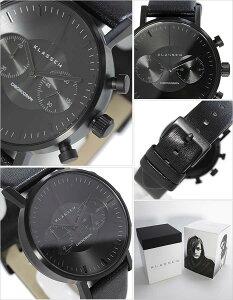 クラス14[KLASSE14](KLASSE14腕時計クラス時計)ヴォラーレ(VOLAREMARIONOBILE)メンズ/腕時計/ブラック/VO15CH004M[革ベルト/防水/クラッセ/ボラーレ/マリオ/クロノグラフ][送料無料]