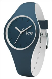 アイスウォッチ腕時計[ICEWATCH時計](ICEWATCH腕時計アイスウォッチ時計)アイスデュオスモール(ICEduosmall)レディース/腕時計/ブルー/DUOATLSS[正規品/新作/人気/流行/トレンド/ブランド/防水/シリコン/DUO.ATL.S.S.16][送料無料]