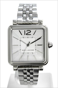マークバイマークジェイコブス腕時計[MARCBYMARCJACOBS時計](MARCBYMARCJACOBS腕時計マークバイマークジェイコブス時計)ヴィク(VIC)レディース/腕時計/シルバー/MJ3461[新作/人気/流行/ブランド/防水/メタルベルト][送料無料]
