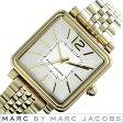マークバイマークジェイコブス 時計 レディース 女性 [ MARC BY MARC JACOBS ] 腕時計 マークジェイコブス 時計 ヴィク ( VIC ) ゴールド MJ3462 [ 人気 ブランド 防水 メタル ベルト ]