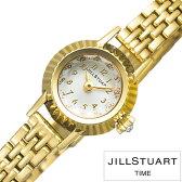 【5年延長保証】 ジルスチュアートタイム 腕時計 [ JILLSTUARTTIME時計 ]( JILLSTUART TIME 腕時計 ジルスチュアート タイム 時計 ) コニック ミニ ( Conick mini ) レディース 腕時計 ホワイト SILDAA02 [ 正規品 クール 人気 話題 ガール スイート かわいい 大人 ]