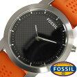 フォッシル 腕時計 メンズ 男性 [ FOSSIL ] フォッシル 時計 [ fossil 腕時計 メンズ ] ( BIG TIC ) グレー/BG2218 [ラバー ベルト/アナデジ/デジタル/液晶/ファッション/人気/フォーマル/オレンジ/シルバー]