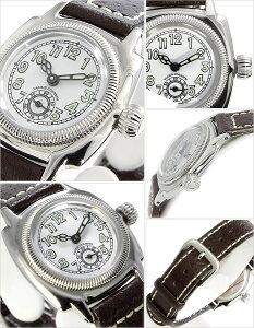 ヴァーグウォッチ腕時計[VAGUEWATCHCo.時計](VAGUEWATCHCo.腕時計ヴァーグウォッチコー時計)クッサン(COUSSIN)レディース/腕時計/ホワイト/CO-S-003[正規品/新作/人気/流行/ブランド/防水/レザー/革/ブラウン/シルバー][送料無料]