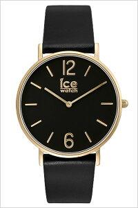アイスウォッチ腕時計[ICEWATCH時計](ICEWATCH腕時計アイスウォッチ時計)シティタンナー(CITYtanner)レディース/腕時計/ブラック/CTBGD36L[革ベルト/正規品/ポリッシュ/シティタンナー/ゴールド/CT.BGD.36.L.16][送料無料]