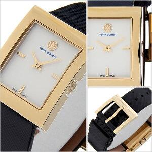 トリーバーチ腕時計[TORYBURCH時計](TORYBURCH腕時計トリーバーチ時計)(BUDDYSIGNATURE)レディース/腕時計/ホワイト/TRB2000[革ベルト/クオーツ/ブラック/ゴールド/ベージュ/ブレスレット/アクセサリー/デザイン][送料無料]