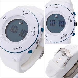 アディダスパフォーマンス腕時計[adidasPerformance時計](adidasPerformance腕時計アディダスパフォーマンス時計)メンズ/レディース/腕時計/グレー/ADP3221[シリコンベルト/クオーツ/スポーツウォッチ/液晶/デジタル/おしゃれ/ブランド/ホワイト][送料無料]