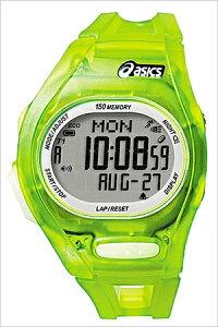 アシックス腕時計[asics時計](asics腕時計アシックス時計)ナイトラン(AR08NIGHTRUN)メンズ/レディース/腕時計/グレー/CQAR0801[新作/正規品/ランニングウォッチ/スポーツ/ダイエット/運動/デジタル/マラソン/ナイトラン/グリーン][送料無料]