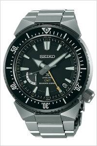 [10月21日販売開始]セイコー腕時計[SEIKO時計](SEIKO腕時計セイコー時計)プロスペックス(PROSPEX)メンズ/腕時計/ブラック/SBDB017[メタルベルト/正規品/ダイバーズ/スプリングドライブ/シルバー][送料無料]