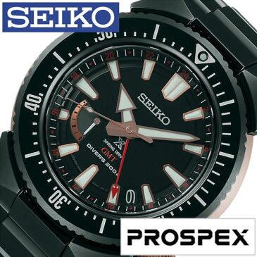 【延長保証対象】セイコー プロスペックス 腕時計 SEIKO PROSPEX 時計 セイコー腕時計 セイコー時計 ダイバー メンズ ブラック SBDB018 [ 潜水 防水 ダイビング 海 シュノーケリング ソーラー ビジネス スーツ カジュアル おしゃれ 海水浴 スポーツ ]