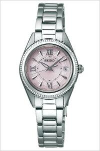 [9月9日販売開始]セイコー腕時計[SEIKO時計](SEIKO腕時計セイコー時計)ティセ(TISSE)レディース/腕時計/ピンク/SWFH063[メタルベルト/正規品/防水/ソーラー電波修正/シルバー][送料無料]