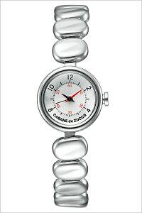 カバンドズッカ腕時計[CABANEdeZUCCA時計](CABANEdeZUCCA腕時計カバンドズッカ時計)コーヒービーンズ(CoffeeBeans)レディース/腕時計/シルバー/AJGK072[メタルベルト/正規品/SEIKO/ブレスウォッチ/オールシルバー][送料無料]