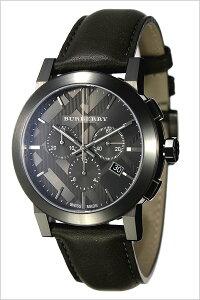 バーバリー腕時計[BURBERRY時計](BURBERRY腕時計バーバリー時計)シティ(TheCity)メンズ/腕時計/グレー/BU9364[おすすめ/ブランド/プレゼント/ギフト/おしゃれ/オシャレ/レザーベルト/革/クロノグラフ][送料無料]