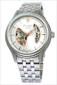 フルボデザイン腕時計[Furbodesign時計](Furbodesign腕時計フルボデザイン時計)メンズ/腕時計/シルバー/F5025NSISS[メタルベルト/正規品/機械式/自動巻/メカニカル/おしゃれ/オートマチック/オープンハート/ローズゴールド][送料無料]