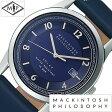 マッキントッシュ フィロソフィー 腕時計 メンズ 男性 [ MACKINTOSH PHILOSOPHY ] ブルー/FBZD995 [革 ベルト/正規品/ソーラー/防水/SEIKO/ネイビー/シルバー][送料無料]