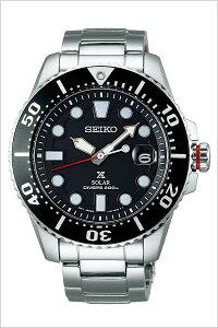 [4/21発売]セイコー腕時計[SEIKO]時計プロスペックス(PROSPEX)メンズ腕時計ブラックSBDJ017[正規品ブランド防水ソーラーダイバーズスポーツマリンメタルシルバー]